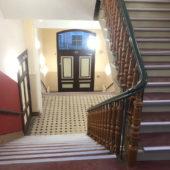 Renovierung Treppenhaus